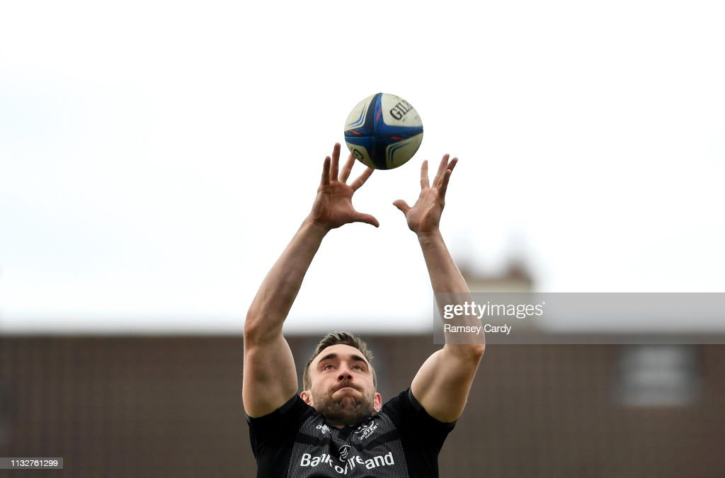 IRL: Leinster Rugby Press Conference and Squad Training
