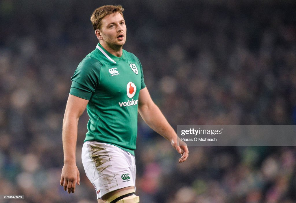 Ireland v Argentina - Guinness Series International