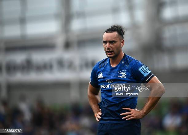 Dublin , Ireland - 25 September 2021; / during the United Rugby Championship match between Leinster and Vodacom Bulls at Aviva Stadium in Dublin.