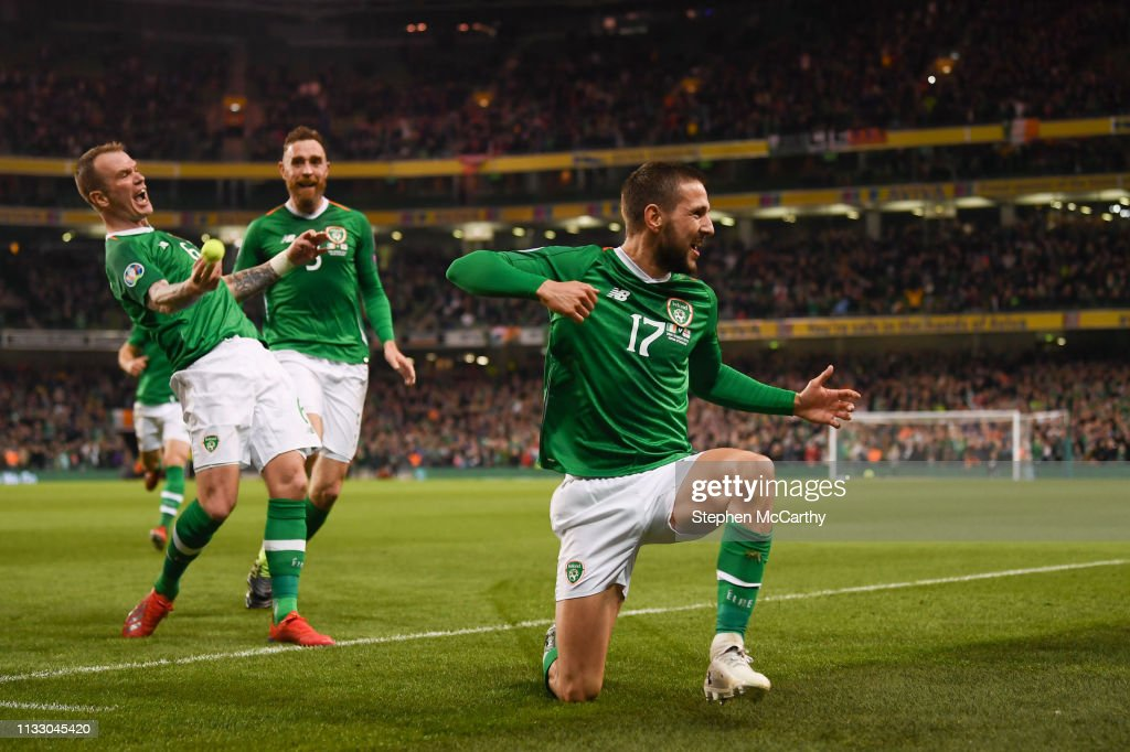 Republic of Ireland v Georgia - UEFA EURO2020 Qualifier : News Photo