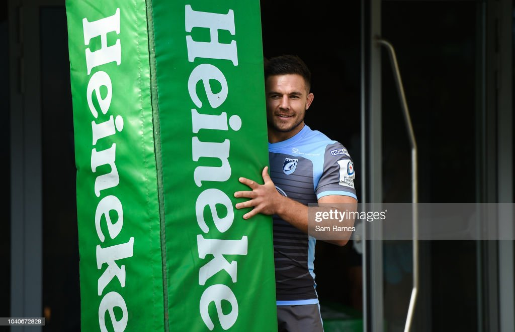 2018/19 Heineken Champions Cup and Challenge Cup Launch : News Photo