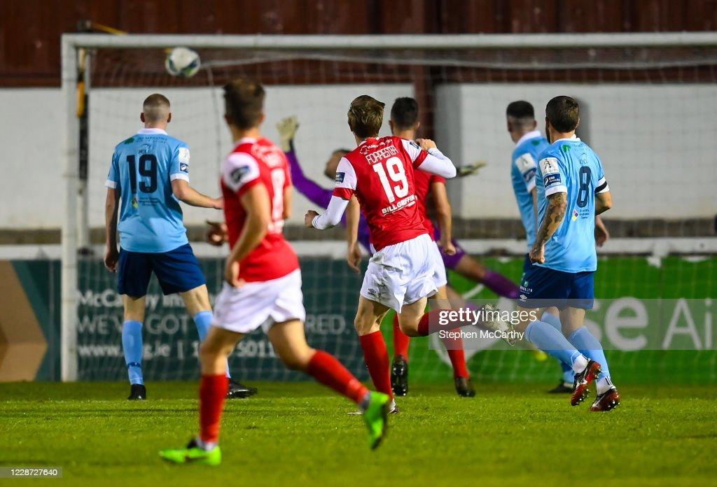 St Patrick's Athletic v Shelbourne - SSE Airtricity League Premier Division : News Photo