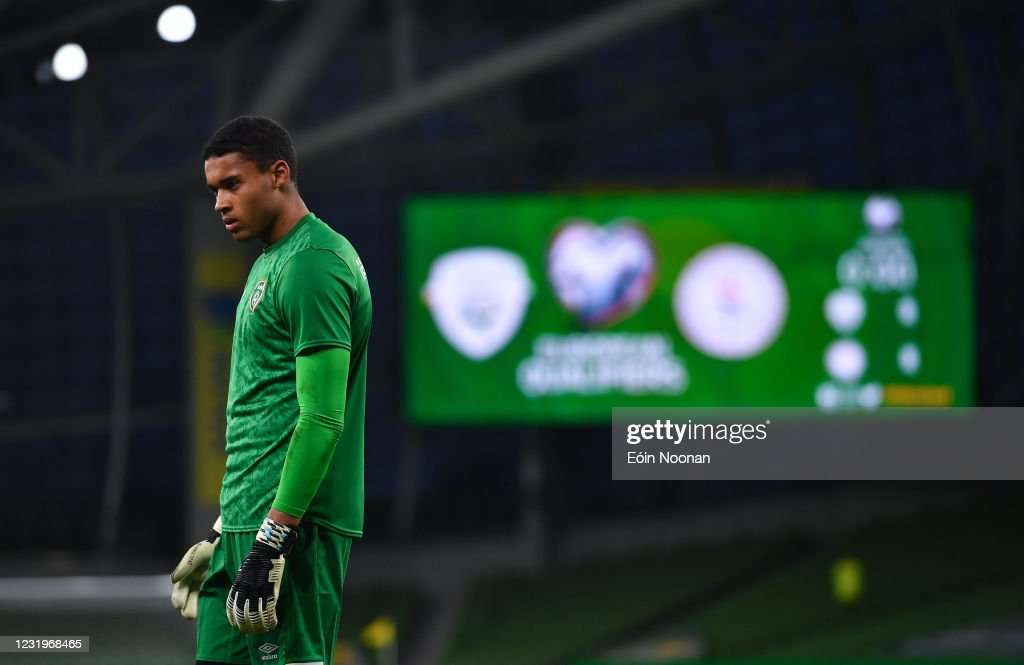 Republic of Ireland v Luxembourg - FIFA World Cup 2022 Qualifier : News Photo