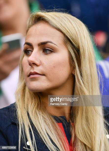 Dublin , Ireland - 27 May 2017; Jean-Marie Stander during the Guinness PRO12 Final between Munster and Scarlets at the Aviva Stadium in Dublin.