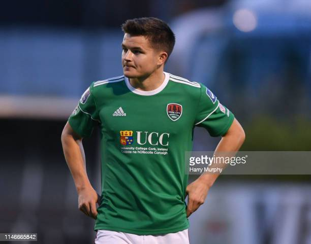 Dublin , Ireland - 27 May 2019; Daire O'Connor of Cork City looks dejected following the EA Sports Cup Quarter-Final match between Bohemians and Cork...
