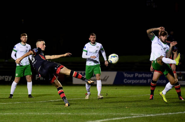 IRL: Cabinteely v Drogheda United - SSE Airtricity League First Division