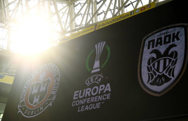 IRL: Bohemians v PAOK - UEFA Europa Conference League Third Qualifying Round First Leg