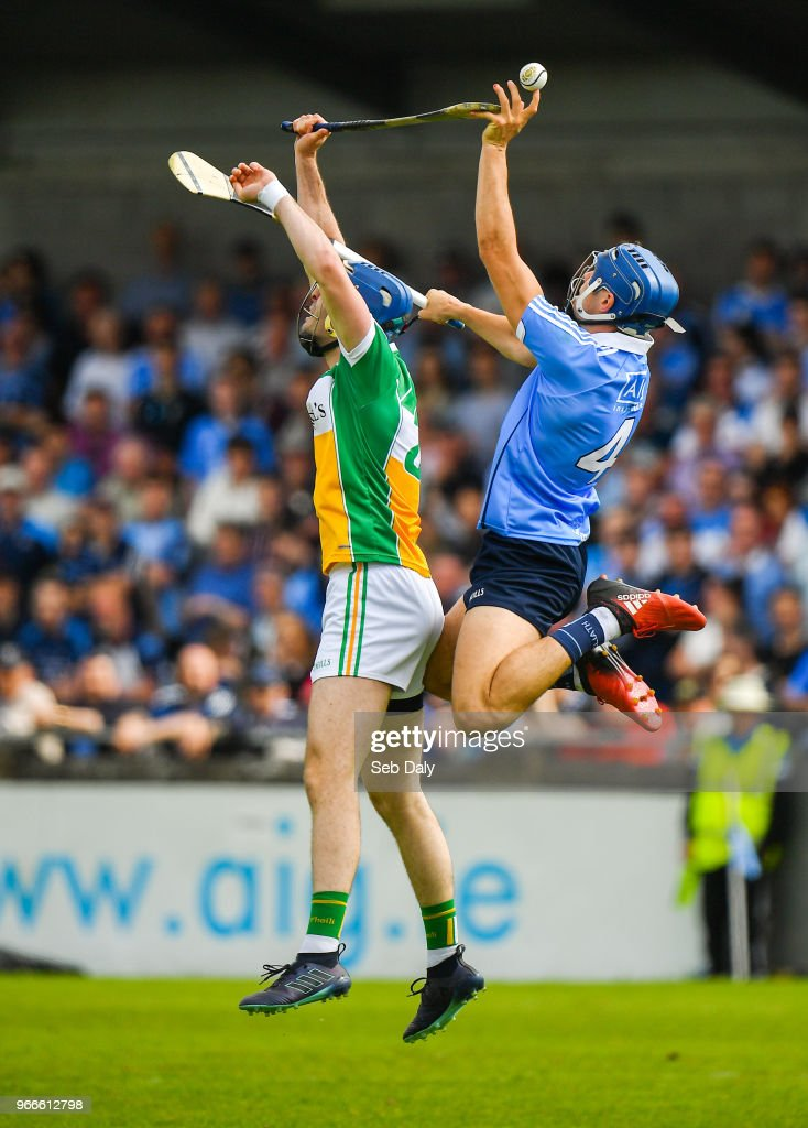 Dublin v Offaly - Leinster GAA Hurling Senior Championship Round 4 : News Photo