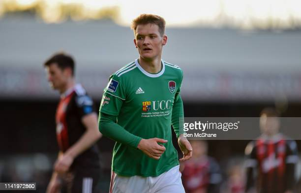 Dublin , Ireland - 3 May 2019; Sean McLoughlin of Cork City during the SSE Airtricity League Premier Division match between Bohemians and Cork City...