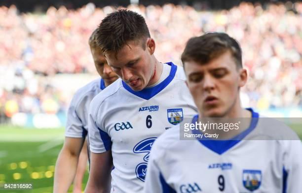Dublin Ireland 3 September 2017 Austin Gleeson of Waterford following the GAA Hurling AllIreland Senior Championship Final match between Galway and...