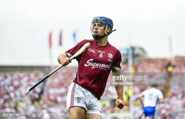 Dublin Ireland 3 September 2017 Johnny Coen of Galway during the GAA Hurling AllIreland Senior Championship Final match between Galway and Waterford...