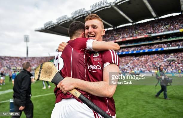 Dublin Ireland 3 September 2017 Thomas Monaghan of Galway following the GAA Hurling AllIreland Senior Championship Final match between Galway and...