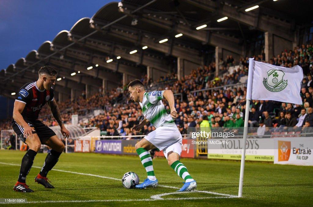 Shamrock Rovers v Bohemians - SSE Airtricity League Premier Division : News Photo