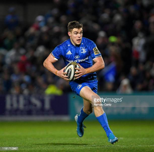 Dublin , Ireland - 4 January 2020; Garry Ringrose of Leinster during the Guinness PRO14 Round 10 match between Leinster and Connacht at the RDS Arena...