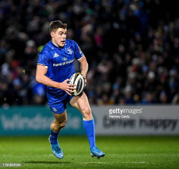 Dublin Ireland 4 January 2020 Garry Ringrose of Leinster during the Guinness PRO14 Round 10 match between Leinster and Connacht at the RDS Arena in...