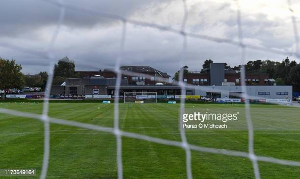 Dublin Ireland 4 October 2019 A general view of the grounds before the SSE Airtricity League First Division Promotion / Relegation PlayOff Series...