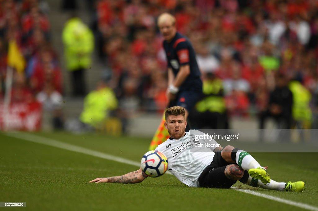 Liverpool v Athletic Bilbao - International Club Soccer : News Photo