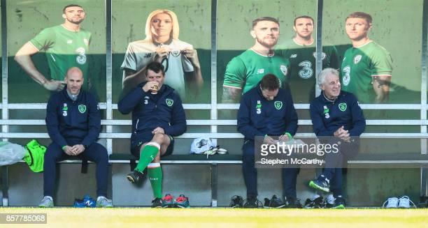 Football Association Of Ireland Stockfoto's en -beelden ...