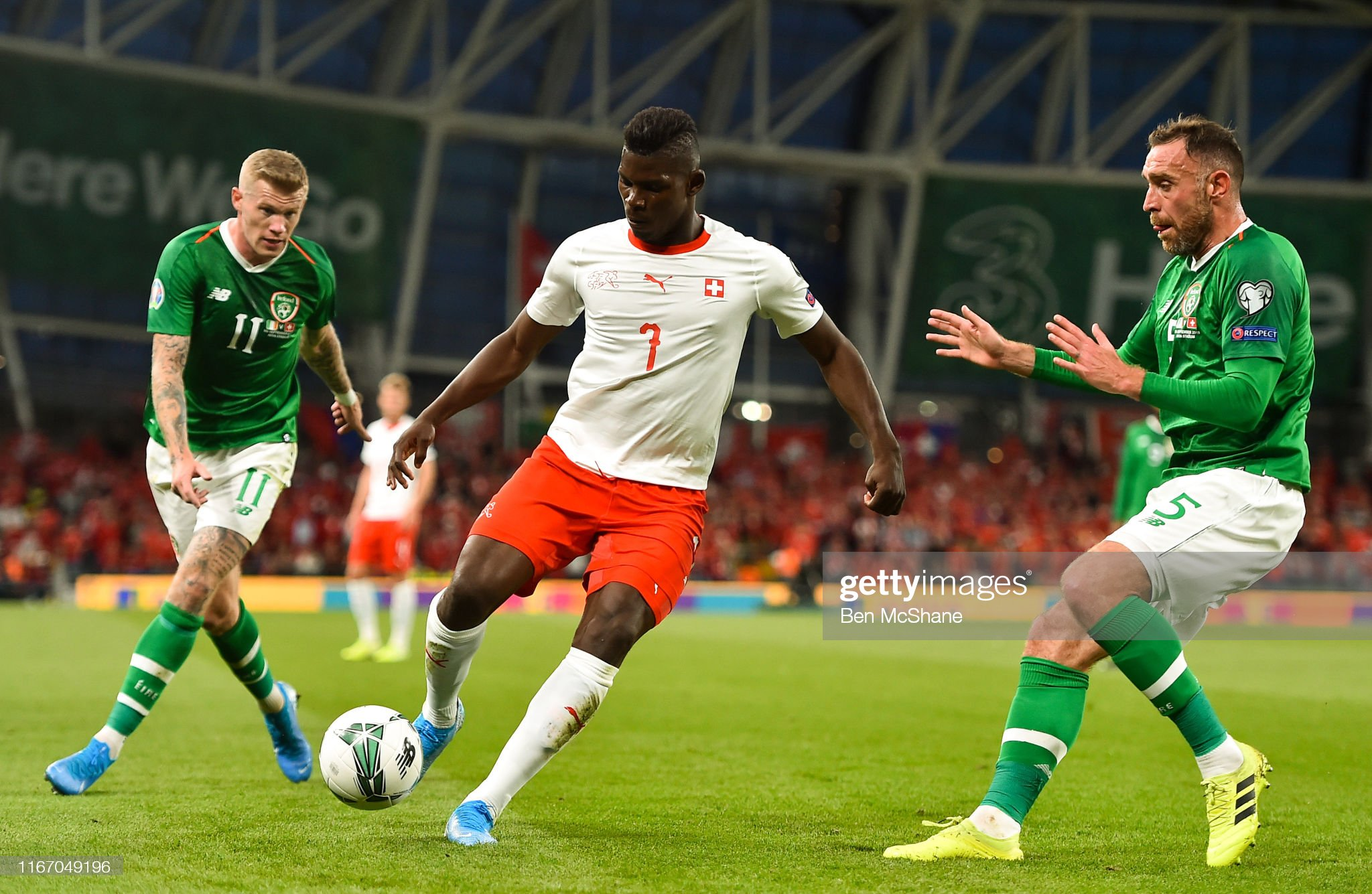 Switzerland v Republic of Ireland preview, prediction and odds