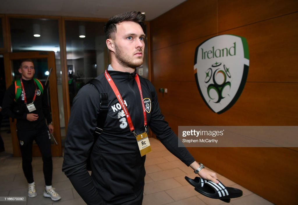 Republic of Ireland v Switzerland - UEFA EURO 2020 Qualifier - Group D : News Photo