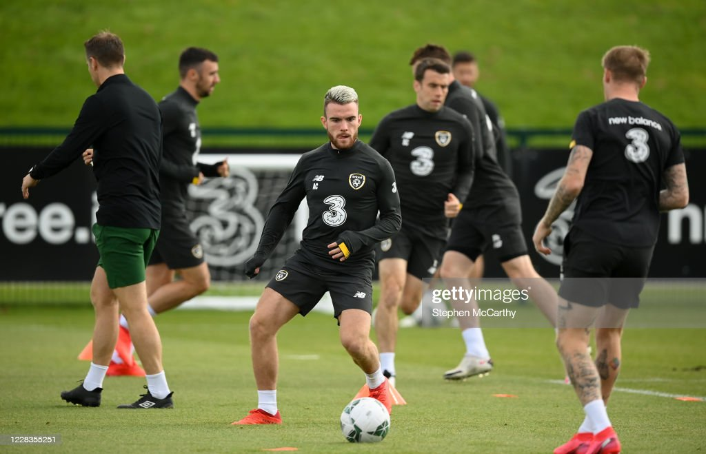 Republic of Ireland Training Session : News Photo