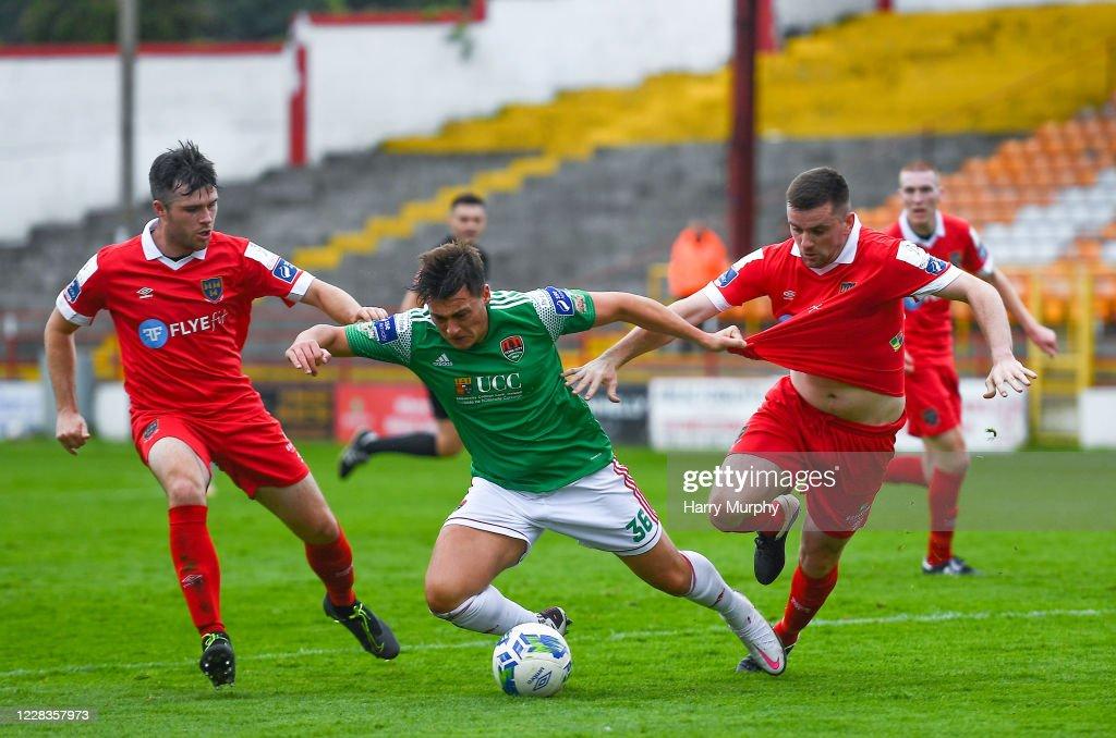 Shelbourne v Cork City - SSE Airtricity League Premier Division : News Photo