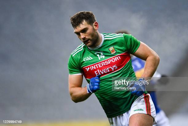Dublin , Ireland - 6 December 2020; Aidan O'Shea of Mayo during the GAA Football All-Ireland Senior Championship Semi-Final match between Mayo and...