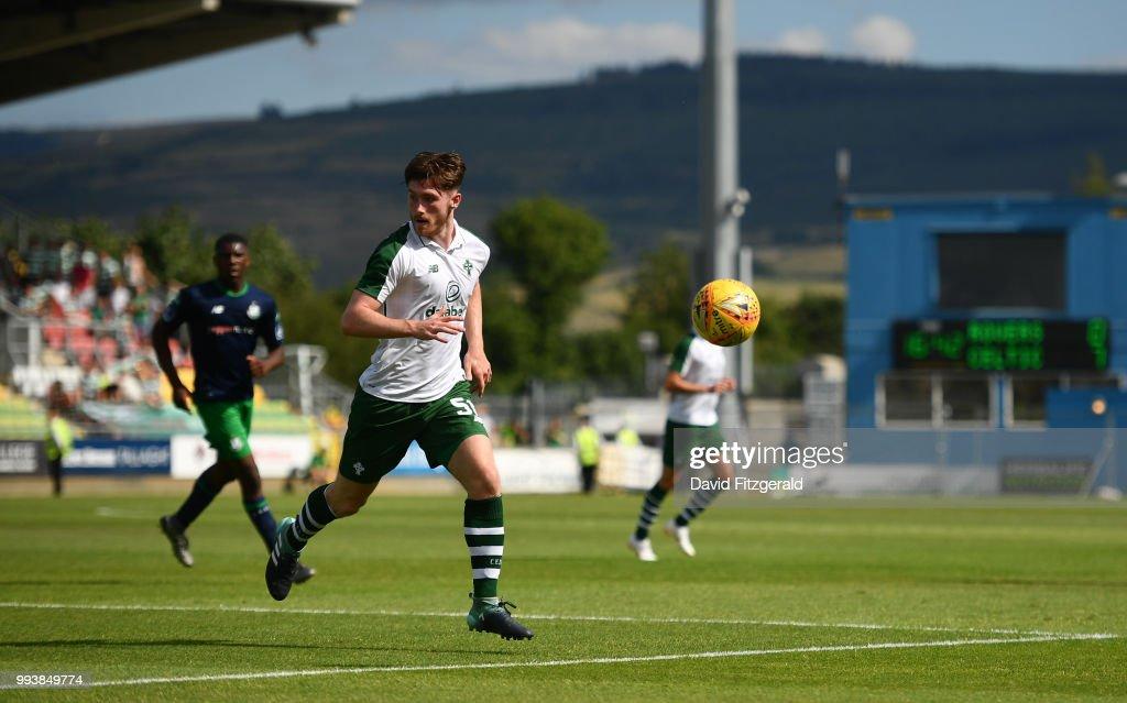 Shamrock Rovers v Glasgow Celtic - Soccer friendly : News Photo