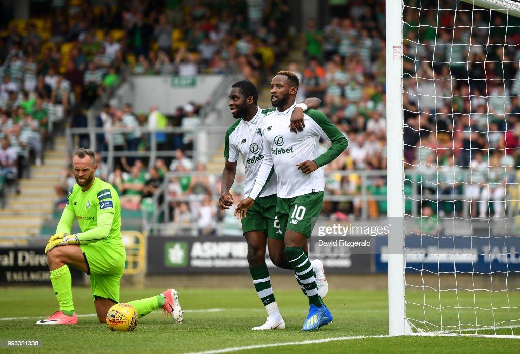 Shamrock Rovers v Glasgow Celtic - Friendly : News Photo