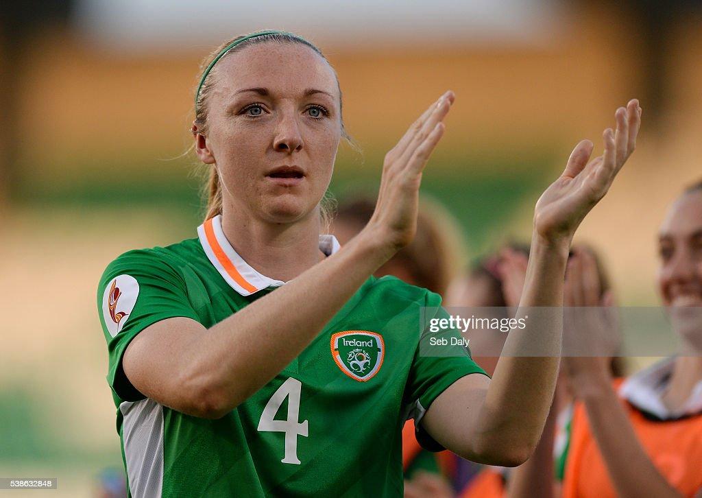 Republic of Ireland v Montenegro - Women's 2017 European Championship Qualifier : News Photo