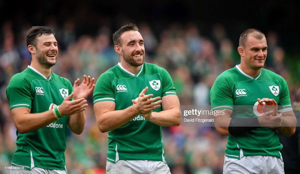 Ireland v Wales - Guinness Summer Series : News Photo