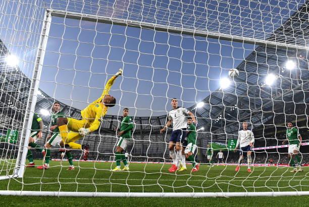 IRL: Republic of Ireland v Serbia - 2022 FIFA World Cup Qualifier