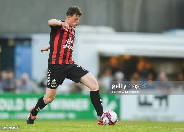 Dublin Ireland 8 June 2018 Ian Morris of Bohemians during the SSE Airtricity League Premier Division match between Bohemians and Derry City at...