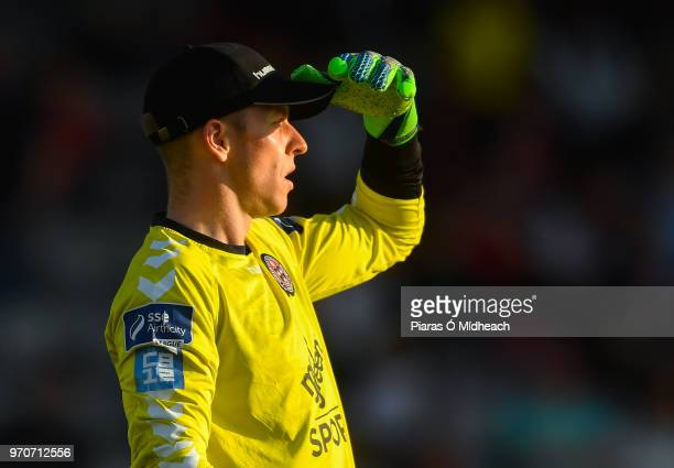Dublin Ireland 8 June 2018 Shane Supple of Bohemians during the SSE Airtricity League Premier Division match between Bohemians and Derry City at...