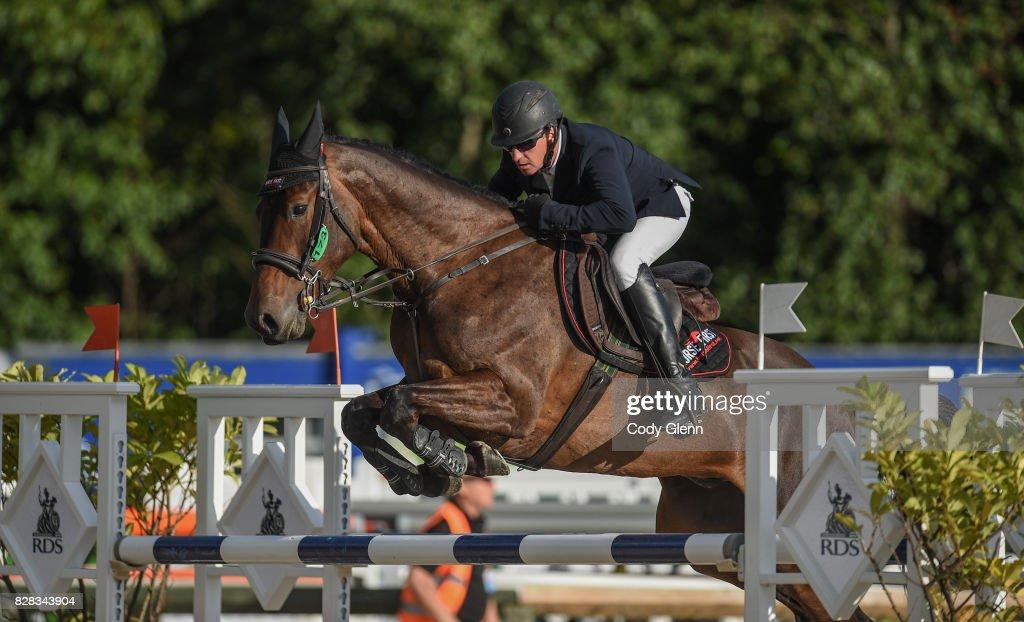 Dublin International Horse Show - Wednesday