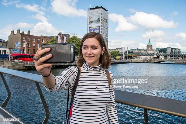 Dublin selfie