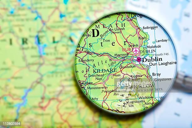 Dublin under Loupe
