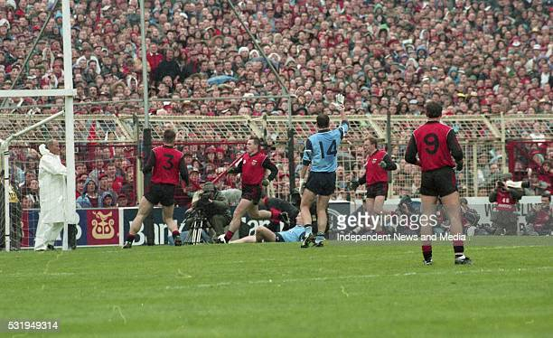 Dublin v Down, All Ireland Football Final, Croke Park, . ..