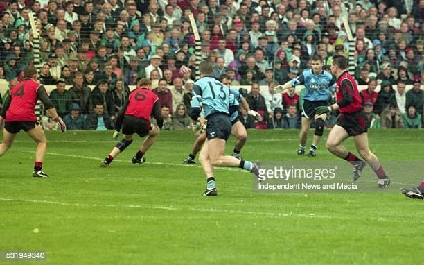 Dublin v Down All Ireland Football Final Croke Park