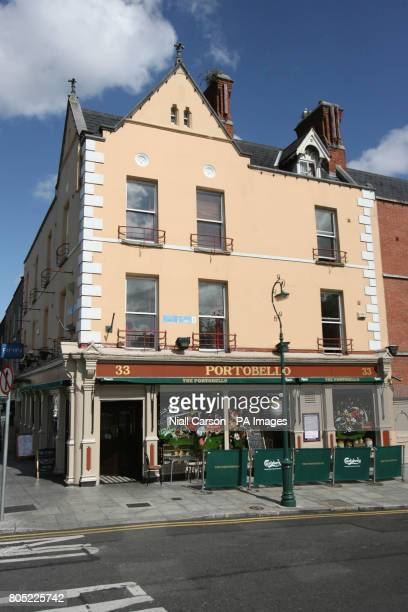 Dublin's Portabello Bar which has been made to scrap its four euro a pint deal between 3pm and 7pm because it breached rules outlawing 'happy hours'
