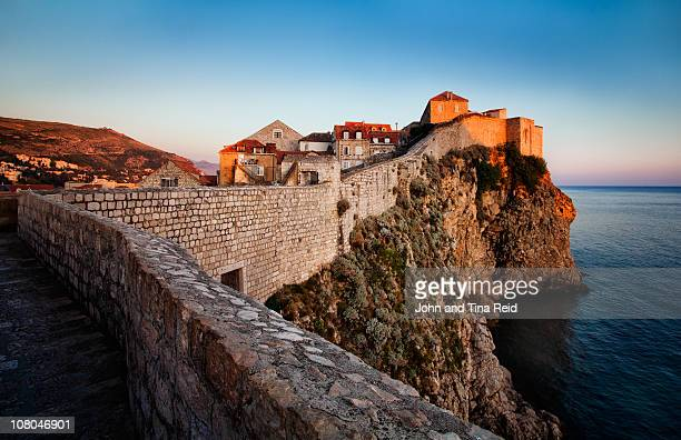 dubrovnik city - old town stock pictures, royalty-free photos & images