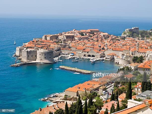 Dubrovnik-Festung – im Süden von Kroatien
