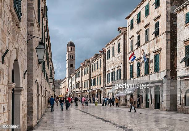 Dubrovnik is a Croatian city on the Adriatic Sea, in the region of Dalmatia. It is one of the most prominent tourist destinations in the...