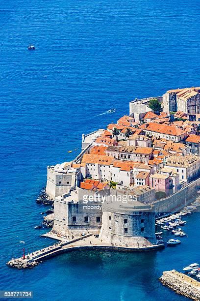 La vieille ville de Dubrovnik, Croatie
