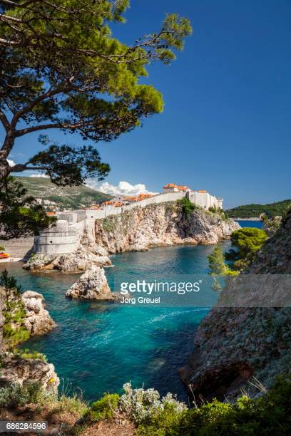 dubrovnik old town - croatia stock pictures, royalty-free photos & images