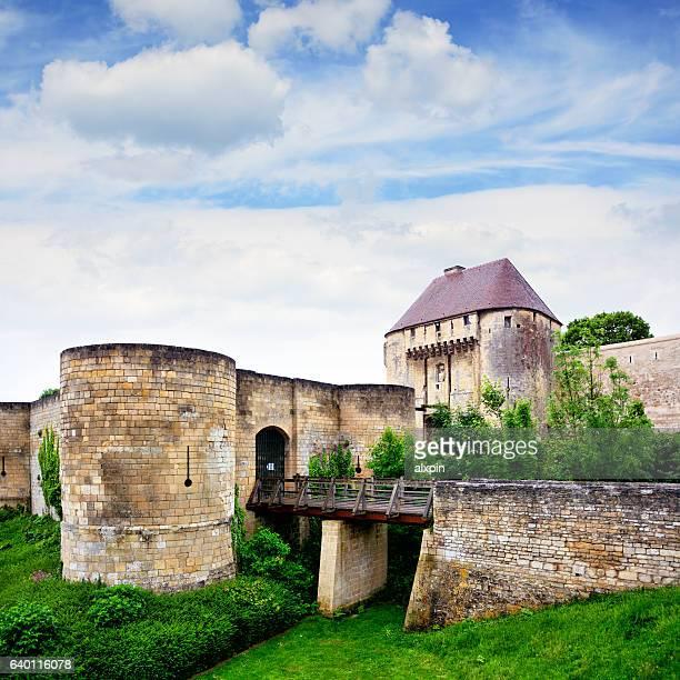 Ducal Castle of Caen, France