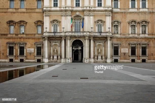デュカル公爵宮殿、モデナ、イタリア