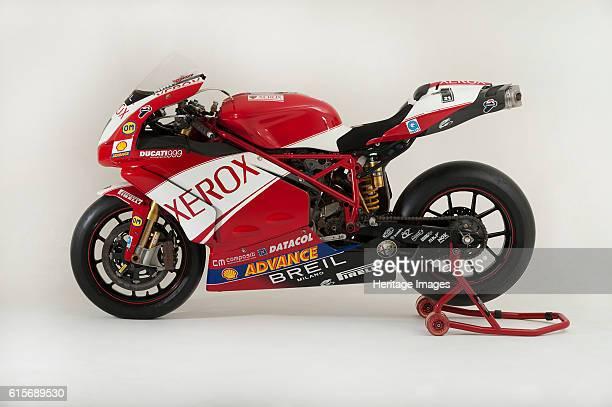 Ducati 999 Xerox Troy Bayliss SuperbikeMoto GP championship winner Artist Unknown
