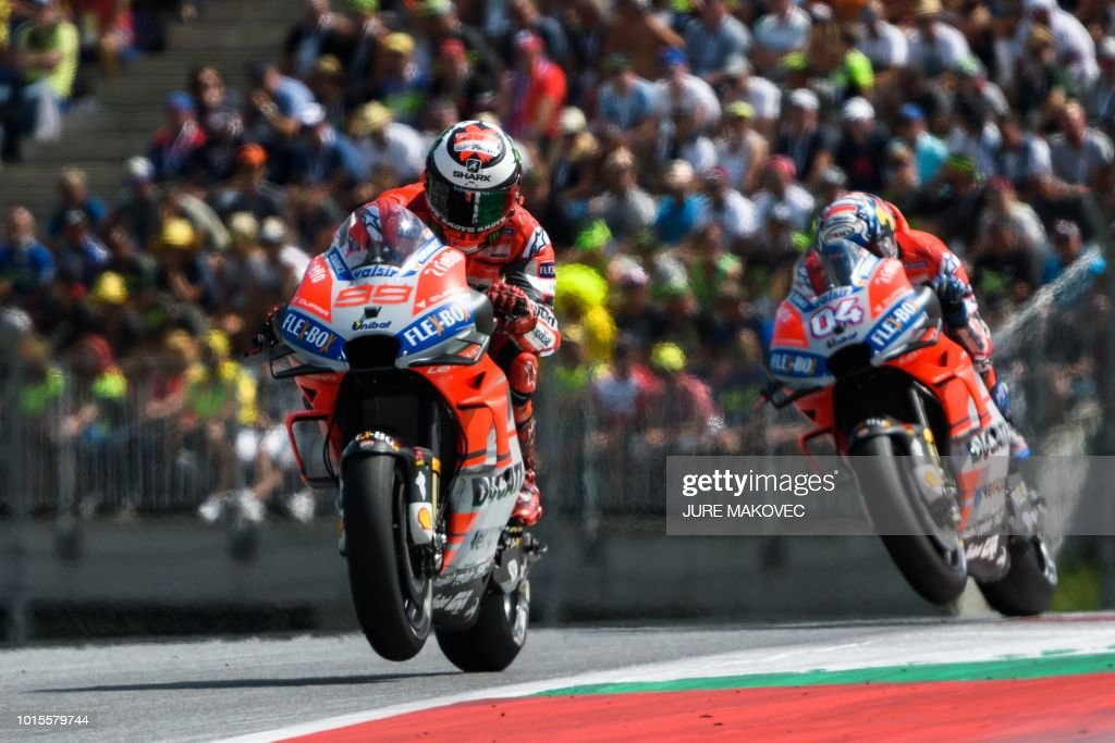 MOTO-PRIX-AUT-MOTOGP : News Photo