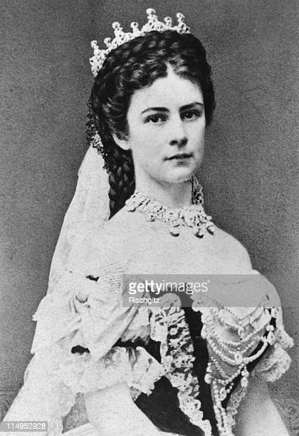 Duchess Elisabeth Amalie Eugenie of Bavaria 1867 She married Emperor Franz Joseph I of Austria in 1854